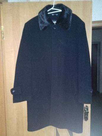Мужское кашемировое пальто 52р.