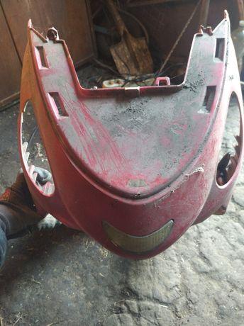 Пластик на скутер viper wind