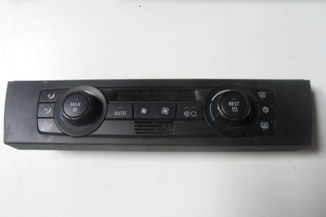 BMW 3 E90 E91 panel, przełączniki klimatyzacji Europa