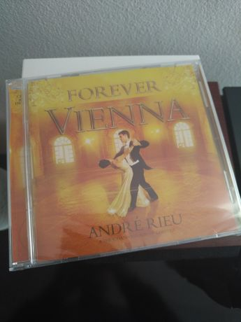 Andre Rieu Forever Vienna CD+DVD + GRATIS Magic of the Movies