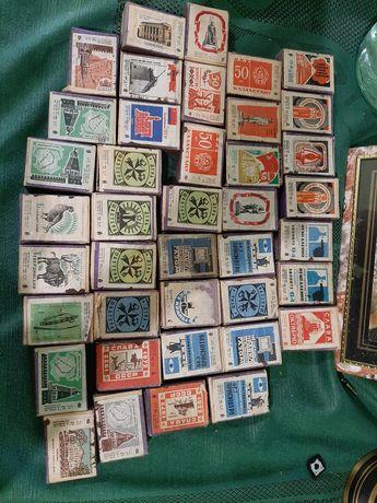 Коробки со спичками 70 годов