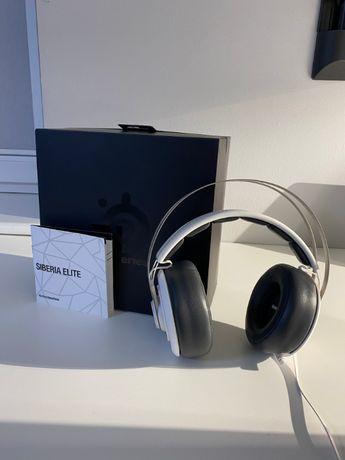 Słuchawki steelseries elite prism audio, dla graczy