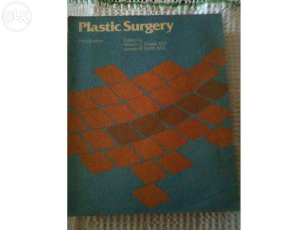 Livro de cirurgia plàstica