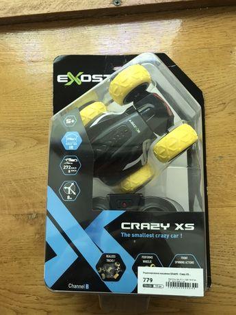 Радиоуправляемая машинка Crazy XS
