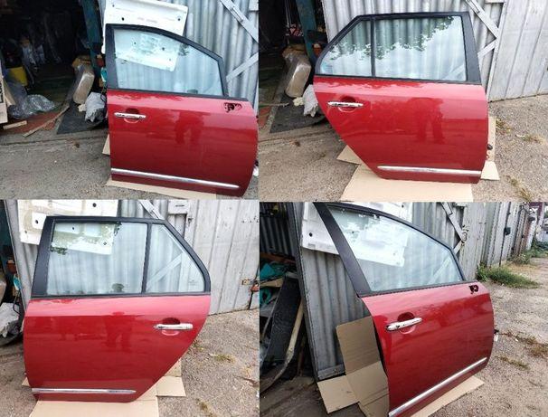 Дверь передняя задняя, крышка багажника, ляда, Kia Carens, Киа Каренс
