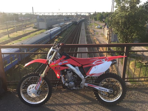 CRF 250 X 2009 (эндуро)