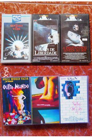 Cassetes VHS de Qualidade