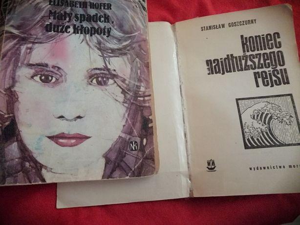Sprzedam 2 książki