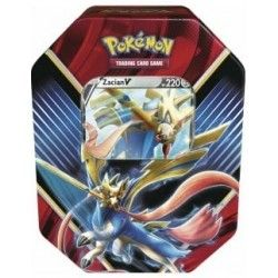 Pokemon - Legends of Galar Tin - Zacian
