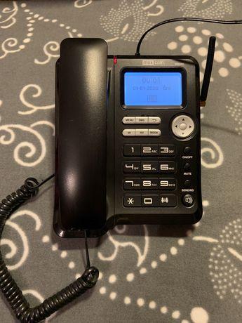 Telefon stacjonarny na kartę SIM, MaxCom MM29D, GSM