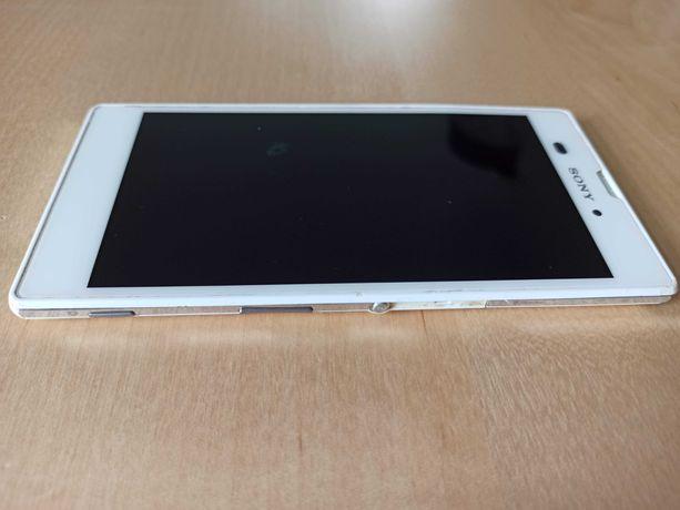 Telefon Sony Xperia T3 Biały 5,3 cala, 8Mpx, 100% sprawny, Łódź/kurier