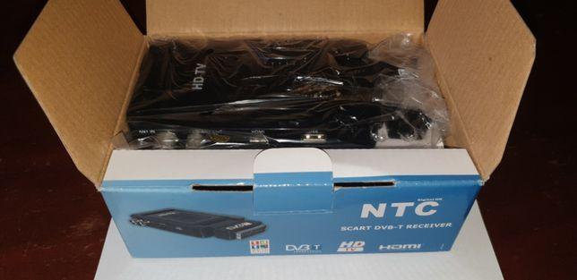 Tuner Cyfrowy do odbioru DVB-T HD NTC-22HD