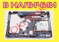 Корыто Lenovo с hdmi и без Нижний корпус поддон g570 Леново g575 A E G