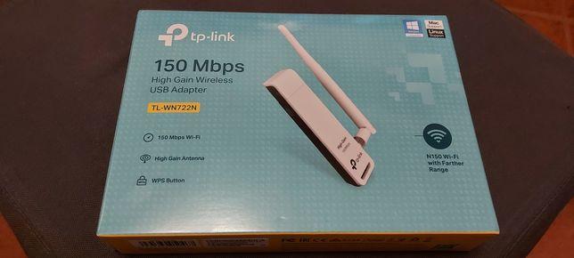 Vendo TP LINK wireless )NOVO)
