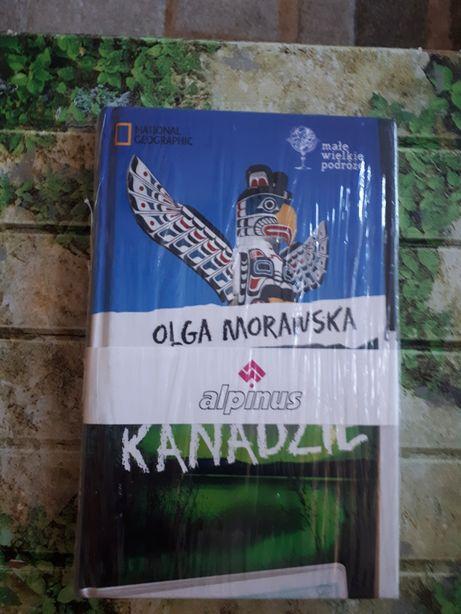 Wakacje w Kanadzie. Olga Morawska