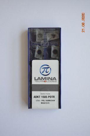 Płytki frezerskie ADKT1505PDTR LT30 LAMINA