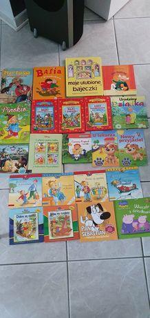 Książki Pinokio, Moje ulubione bajeczki, Basia, Pan Kuleczka