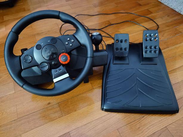 Volante Logitech Driving Force GT PC Ps2 ps3