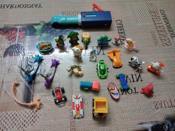 Продаю игрушки из киндеров