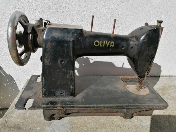 Máquina OLiva com mesa