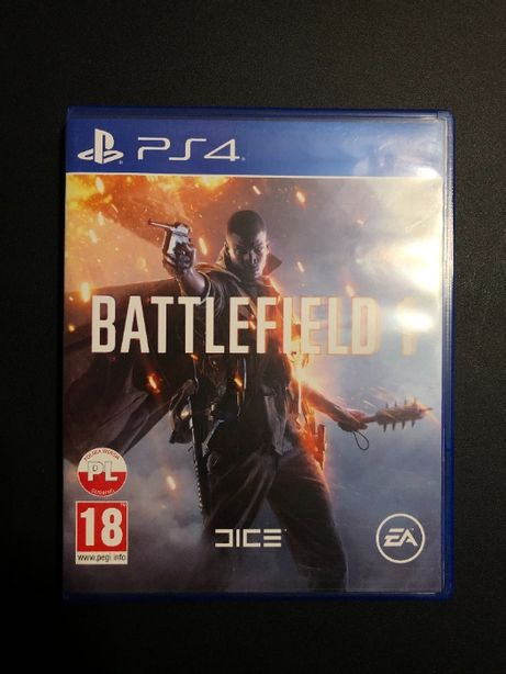 [PS4] Battlefield 1 One BF1 PL Playstation 4