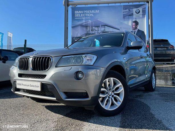 BMW X3 (X3 20 d xDrive Auto)