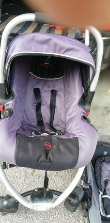 Carro de Bebé mais coque