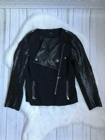 Курточка с екокожы Косуха