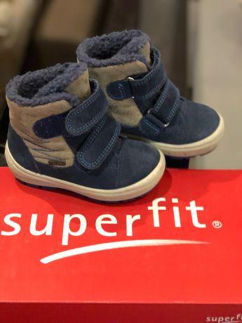 Сапожки детские Superfit, размер 21