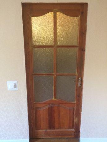 Дверь шпон натуральный внутренняя с замками комплект на квартиру 1 ш