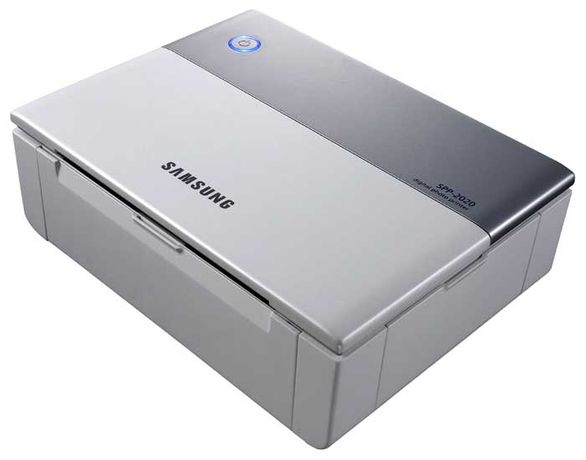 Продаётся фотопринтер Samsung SPP-2020 б.у.