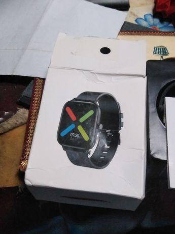 SmartWatch de Bluetooth novo em caixa e som elevado