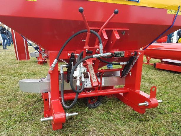 Rozsiewacz ALTRO 600 L GWARANCJA 3 LATA ! Nowy Hydrauliczny Siewka