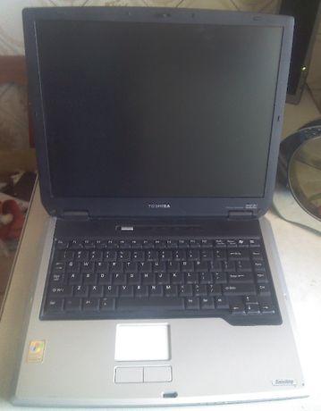 Продам ноутбук Toshiba Satellite A40 на запчасти или под ремонт.