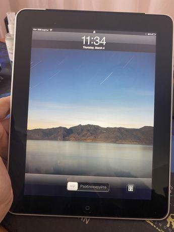 iPad 1 32gb 3g + чехол
