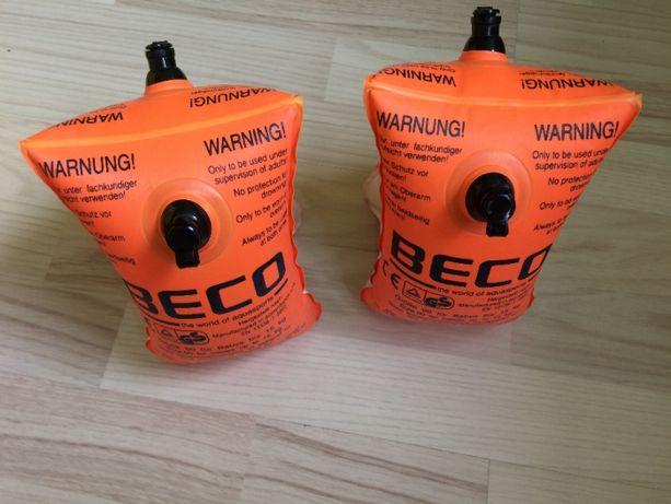 Rękawki do nauki pływania dla dzieci BECO