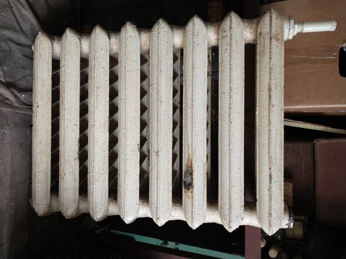 Ретро радиатор чугунный Первомайск - изображение 1