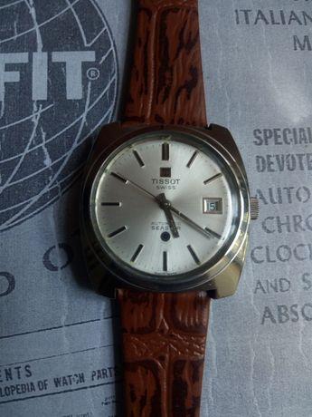 Relógio antigo marca tissot seastar automático