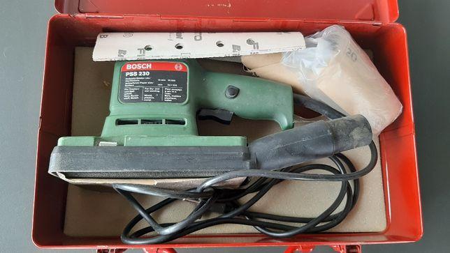 Szlifierka oscylacyjna Bosch PSS 230