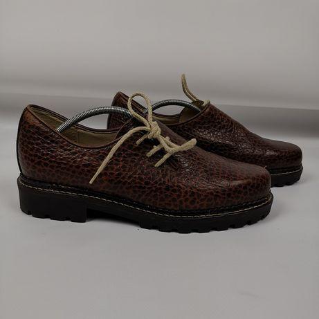 Кожаные туфли броги Südtiroler Schuhe, размер 43