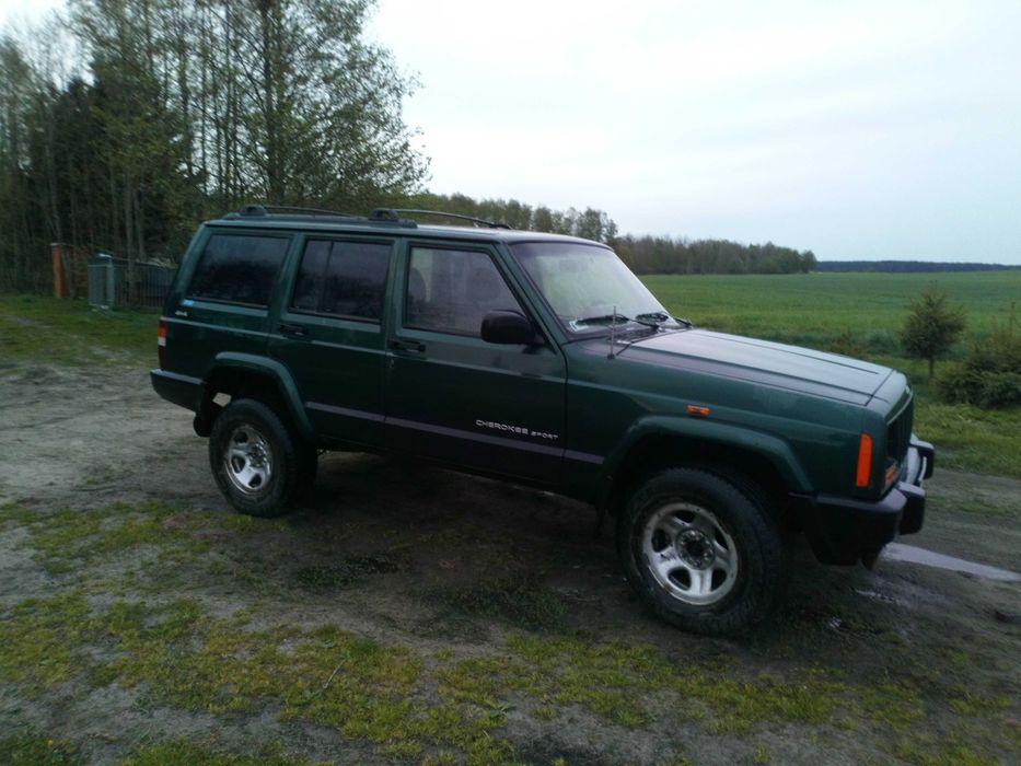 Sprzedam Jeepa Xj Człuchów - image 1