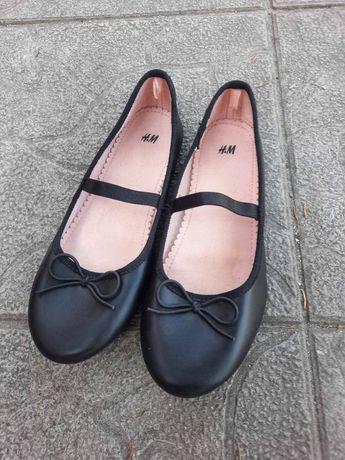 Туфли балетки H&M р.32