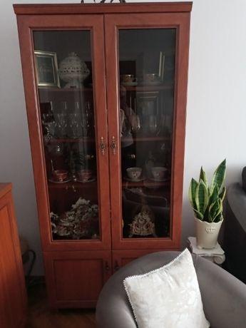 Kpl. mebli  witryna komoda rtv szafka stół