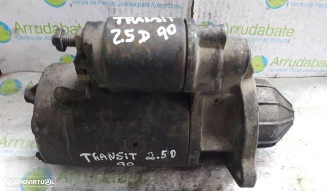 Motor De Arranque Ford Transit Caixa (T_ _)