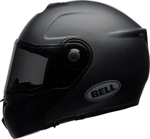BELL kask integralny SRT solid Black-MAT roz. XL