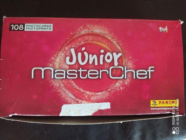 Cartas MasterChef Junior