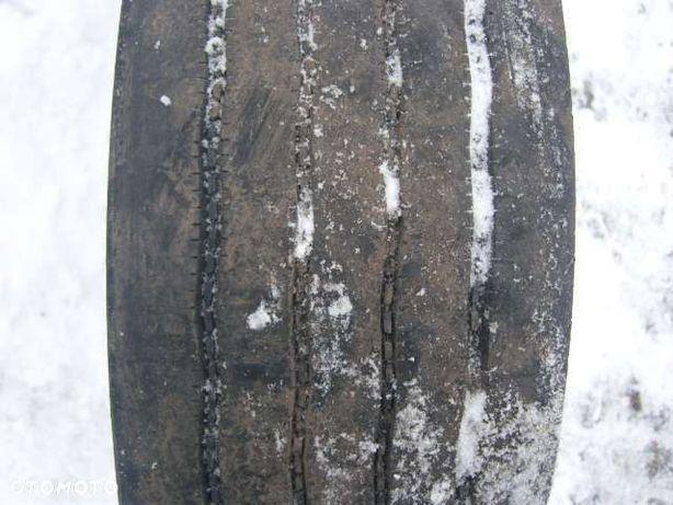 235/75R17.5 Prime well Opona ciężarowa PLT 711 Naczepowa 5 mm