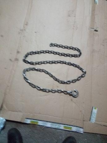 Łańcuch zrywkowy 3 m 9t grubość 8 mm