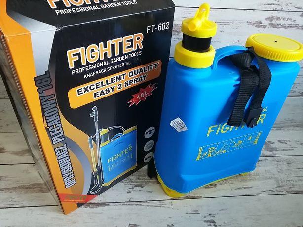 Opryskiwacz ogrodowy Fighter FT682 16l