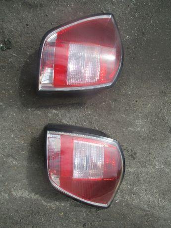 Opel Astra III H KOMBI lampy lampa tył lewa